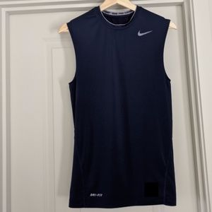 Nike Size Small Pro Combat Running Athletic Tank